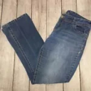 MAURICES JEANS SIZE 13/14 STRETCH STRAIGHT